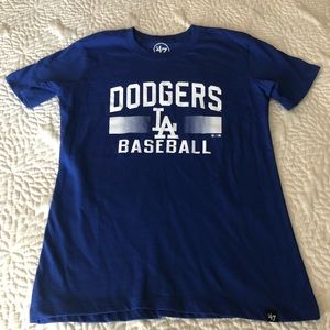 47 Dodger T-Shirt New Girls L